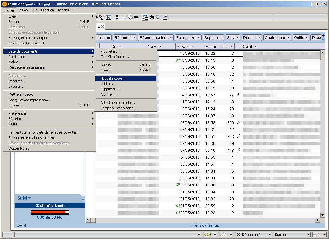 lotus notes database templates - convert lotus notes files to outlook 8 1