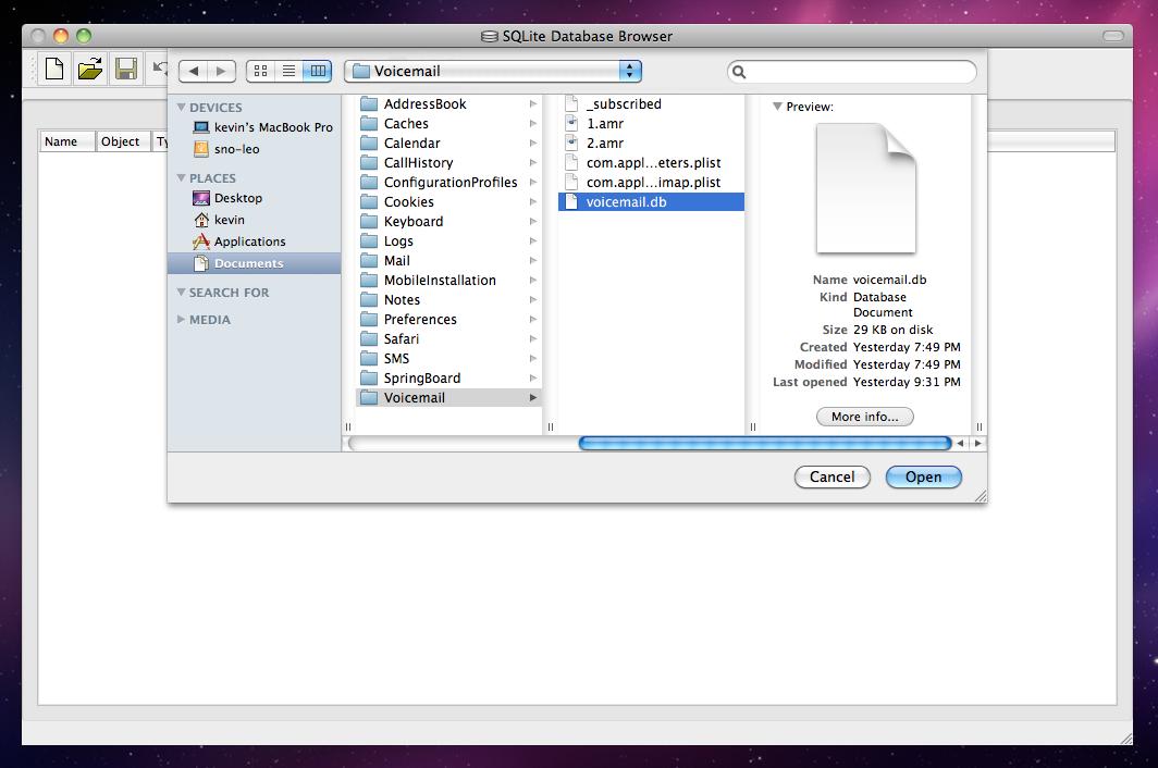 dbExpress Driver for SQLite (free version) …